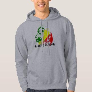RASTA LION SWEATSHIRTS