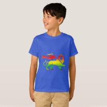 Rasta lion T-Shirt