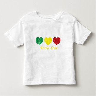 Rasta Love Tee Shirt