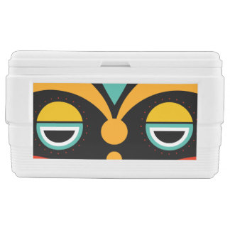 Rasta Mask Chest Cooler