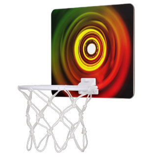 Rasta Mini Basketball Goal Mini Basketball Backboards