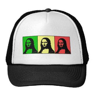 rasta Mona Lisa Gorro