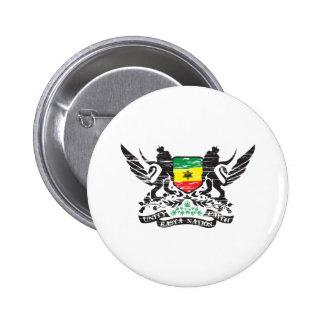 Rasta Nation Pinback Button