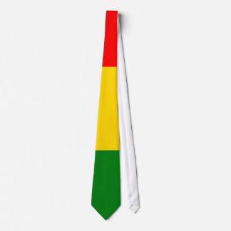 Rasta Neck Tie