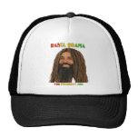 Rasta Obama for President 2012 Mesh Hats