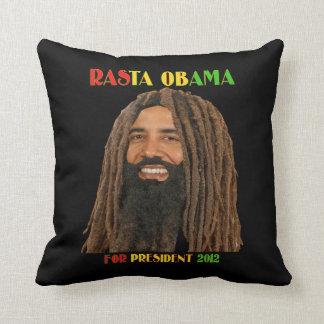 Rasta Obama for President American MoJo Pillow