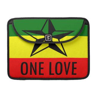 Rasta One Love MacBook 13 inch Sleeve Sleeve For MacBooks