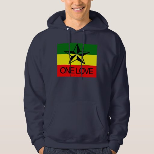 Reggae Hoodies for Men