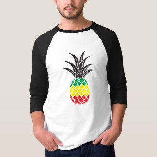 Rasta Pineapple T-Shirt