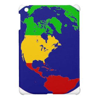 Rasta Planet Earth Cover For The iPad Mini