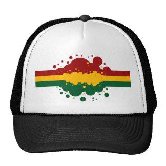 Rasta Rainbow Hat