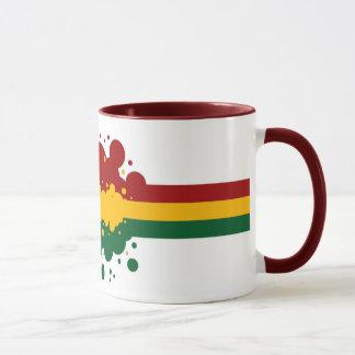 Rasta Rainbow Mug