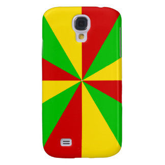 Rasta Rays Galaxy S4 Case