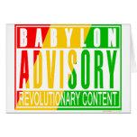RASTA Reggae Cards