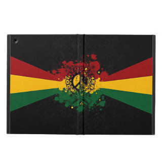 rasta reggae graffiti music art iPad air case