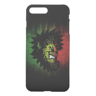 rasta reggae lion flag iPhone 7 plus case