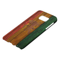 rasta reggae lion flag samsung galaxy s7 case
