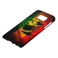 rasta reggae lion graffiti flag art samsung galaxy s7 case