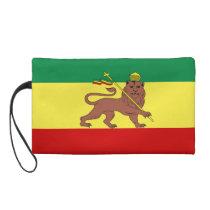 Rasta Reggae Lion of Judah Wristlets at Zazzle