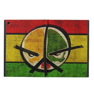 rasta reggae peace iPad air case