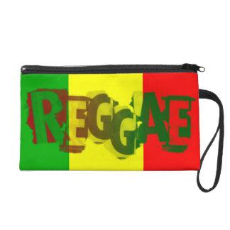 Rasta reggae rasta man music graffiti wristlet