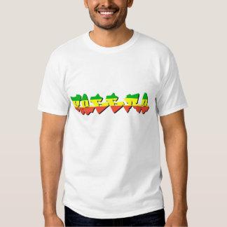 Rasta Regge T-shirt