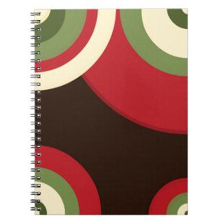 Rasta Retro Notebook