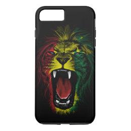 Rasta Roar iPhone 8 Plus/7 Plus Case