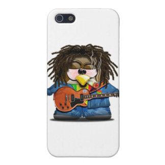 Rasta Rocker Reggae Tux Case For iPhone 5