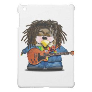 Rasta Rocker Reggae Tux iPad Mini Cover