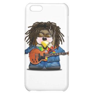 Rasta Rocker Reggae Tux iPhone 5C Case