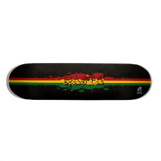 Rasta Skateboard