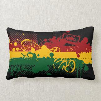 Rasta Soul Lumbar Pillow