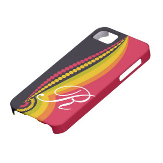 Rasta Sounds Funky Cool iPhone 5 Case