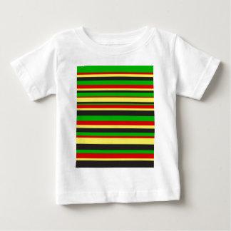 Rasta Stripes Infant T-shirt