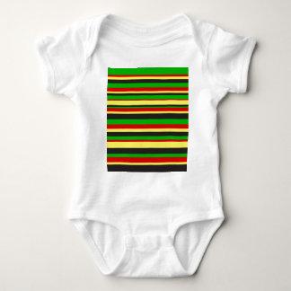 Rasta Stripes Shirts