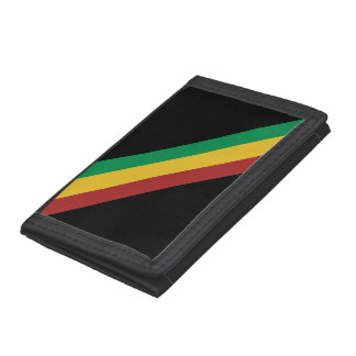 Rasta Stripes Wallet