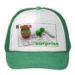 Rasta Surprise cap Trucker Hats