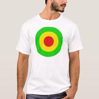 Rasta Target T-Shirt