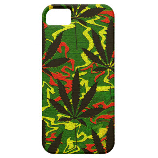 Rasta TIme iPhone SE/5/5s Case