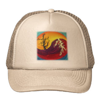 Rasta Tree Hat
