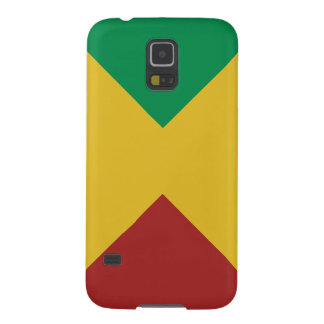 Rasta Triangles Case For Galaxy S5