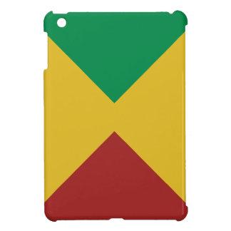 Rasta Triangles Case For The iPad Mini