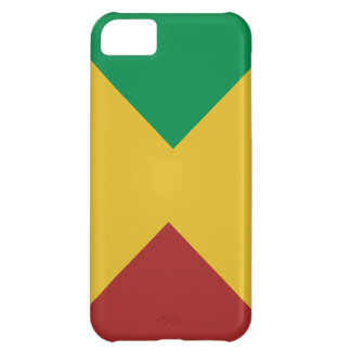 Rasta Triangles iPhone 5C Cover