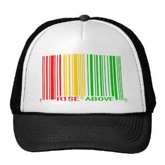 RASTA TRUCKER HAT