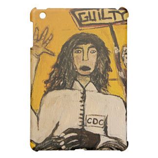 RASTA WITCH TRIALS GUILTY iPad MINI COVER
