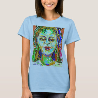 Rasta Woman - The Spoken Word T-Shirt
