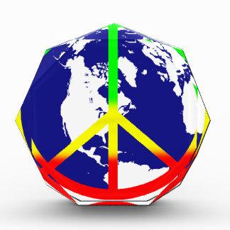 Rasta World Peace Award