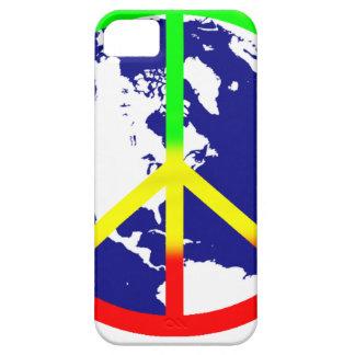 Rasta World Peace iPhone 5 Case