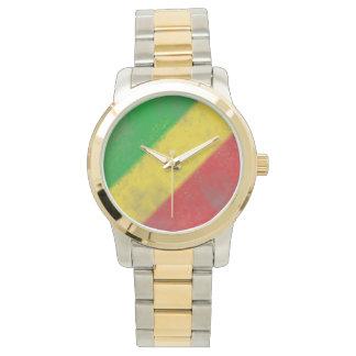 Rasta Wristwatch
